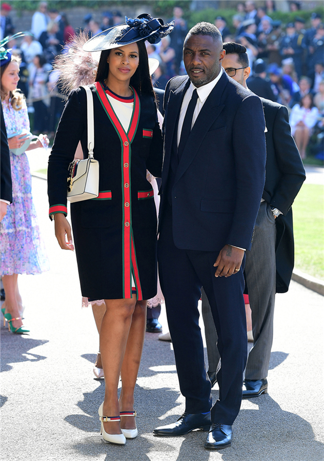 Idris Elba- Sabrina Dhowre