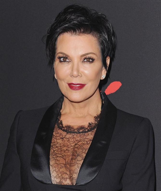 Kris Jenner - 2014