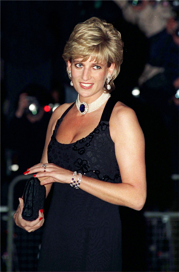 Kristen Stewart Yeni Filminde Lady Diana Olacak!