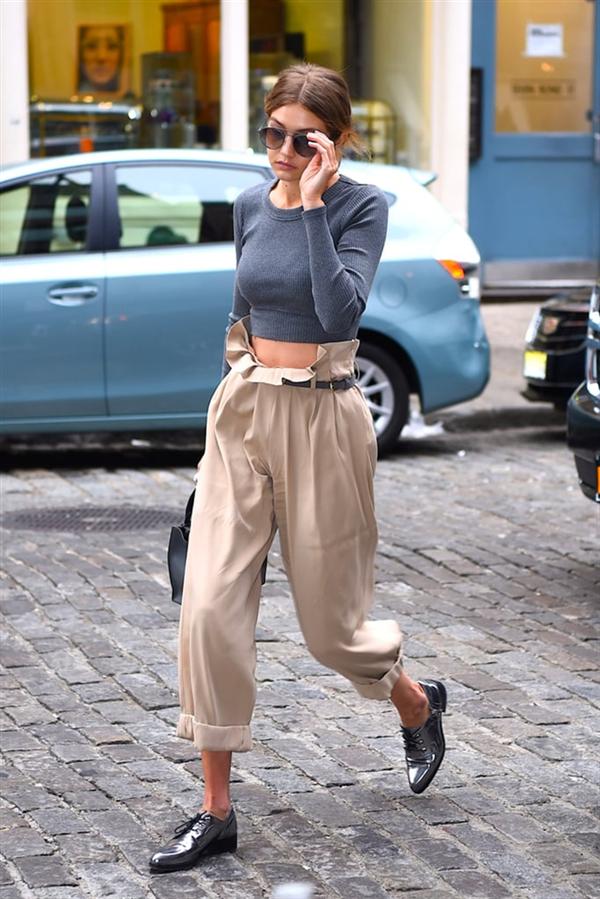 Kumaş Pantolonlar İçin Kombin Önerisi - Kumaş Pantolonlar İçin Rahat ve Şık 15 Kombin Önerisi