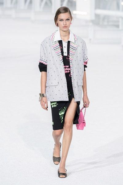 Kusursuz Tasarımlarıyla Chanel 2021 İlkbahar/Yaz Koleksiyonu