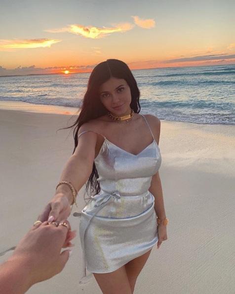 Kylie Jenner'ın Kusursuz Tatil Stili