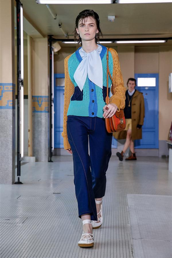 Lanvin Menswear İlkbahar/Yaz 2020 Koleksiyonunda Denizci Temalı Tasarımlar
