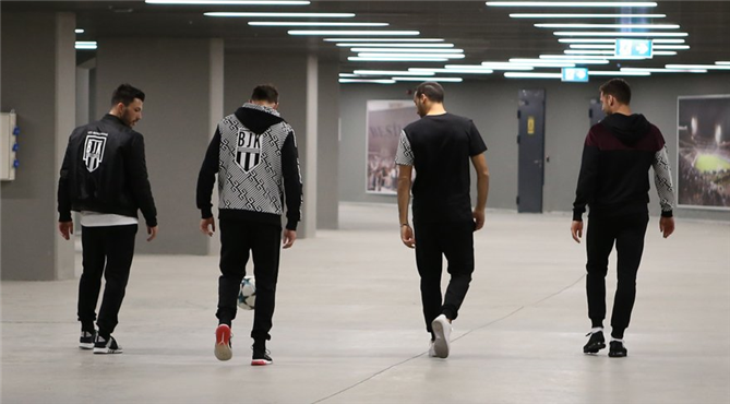 Les Benjamins X Beşiktaş - Les Benjamins X Beşiktaş
