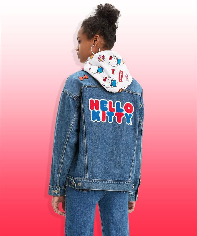 Levi's x Hello Kitty Koleksiyonundan Kalp Çalan Parçalar
