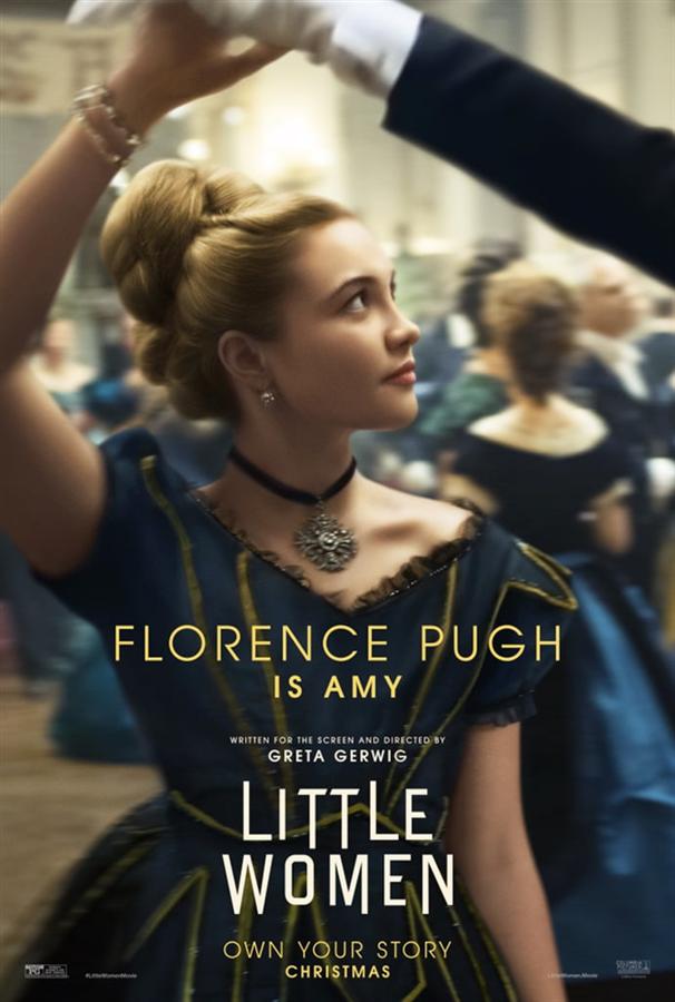 Little Women Filminden Karakter Posterleri Geldi