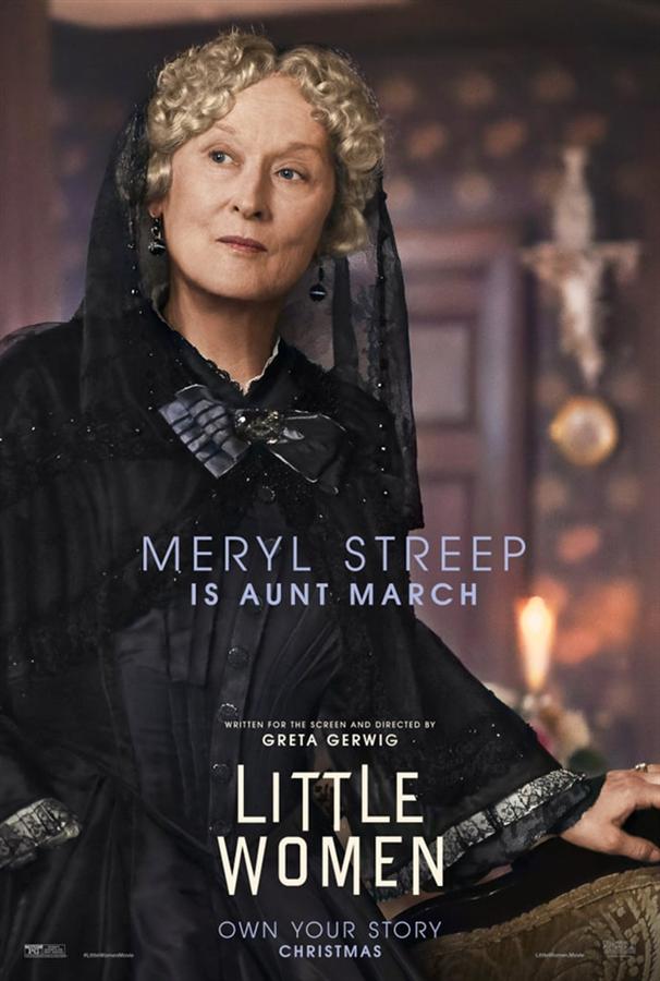 Little Women Filminden Karakter Posterleri Geldi - Little Women Filminden Karakter Posterleri Geldi