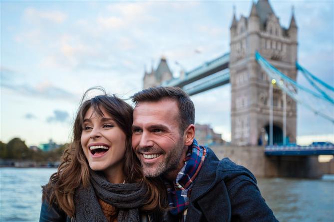 Londra - Kış Aylarında Tercih Edebileceğiniz Balayı Rotaları