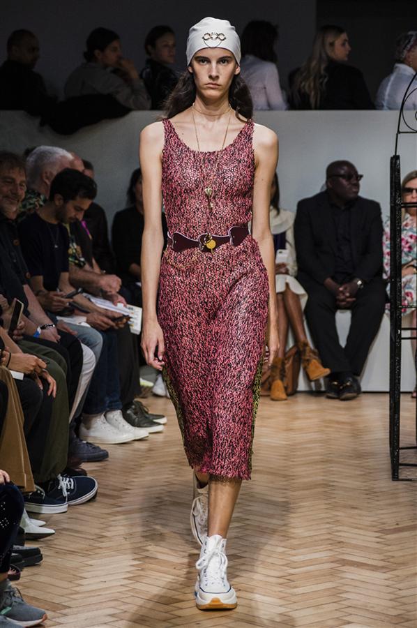 Londra Moda Haftası: JF Anderson İlkbahar/Yaz 2019