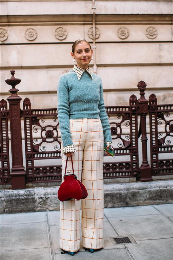Londra Moda Haftası'nın Sokak Stilleri Sonbahar Stili İçin İlham Veriyor - Londra Moda Haftası'nın Sokak Stilleri Sonbahar Stili İçin İlham Veriyor