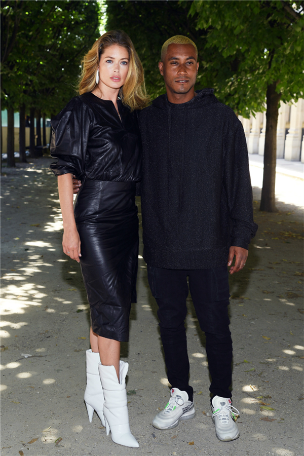 Doutzen Kroes, Sunnery James