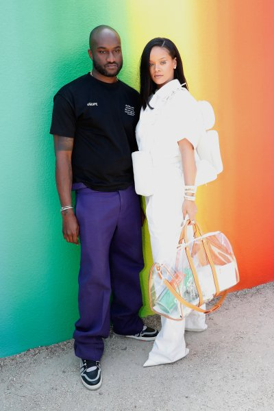 Virgil Abloh ve Rİhanna