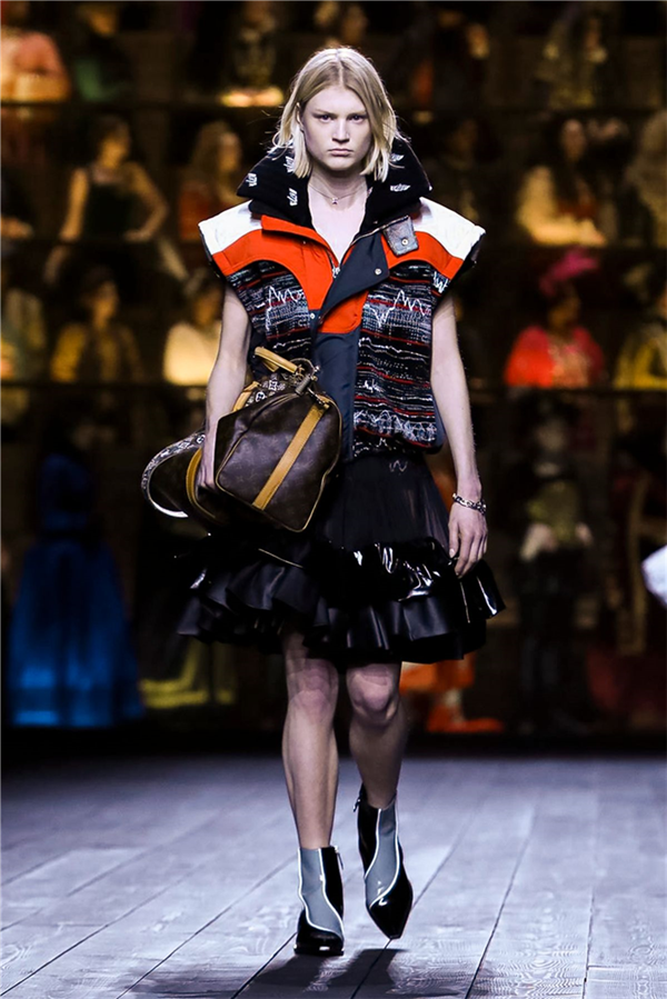 Louis Vuitton Sonbahar/Kış 2020 - Louis Vuitton Sonbahar/Kış 2020