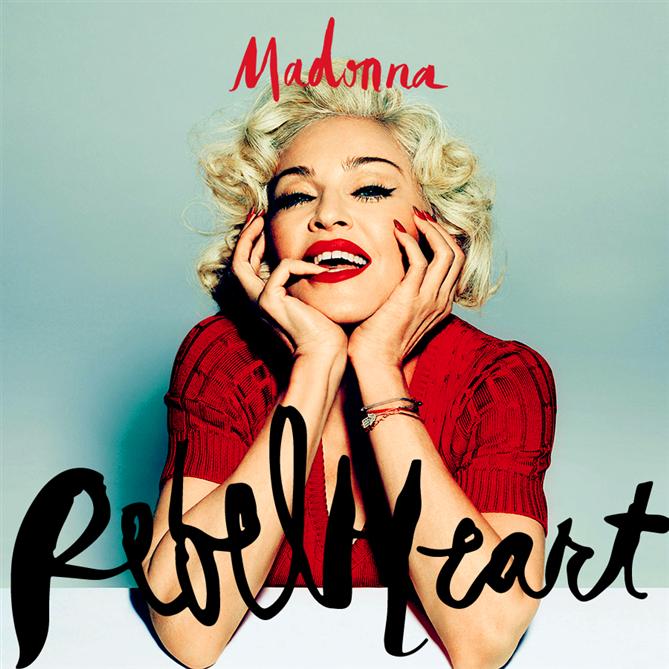 Rebel Heart (2015) Albümü