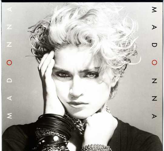 1983 Madonna albümü