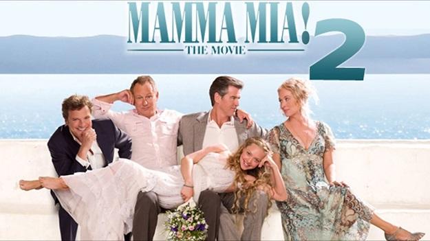 Mamma Mia: Yeniden Başlıyoruz