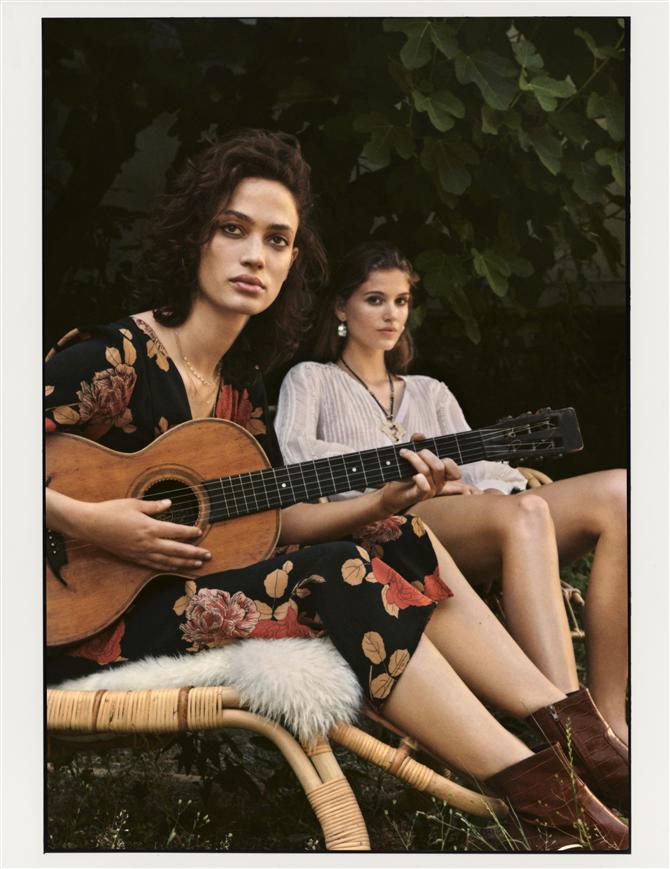 Mango Woodstock 50. Yıl Dönümü