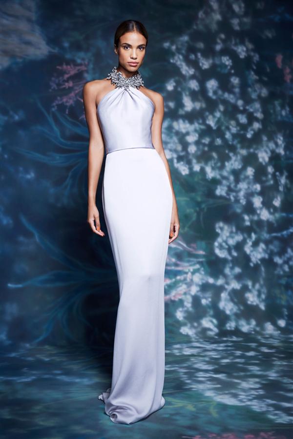 Marchesa 2021 İlkbahar/Yaz Koleksiyonunun Büyüleyen Gece Elbiseleri