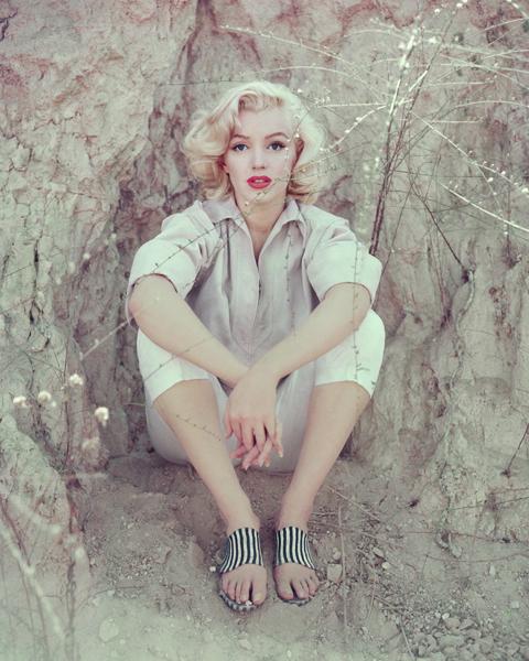 Marilyn Monroe'nun Gizli Fotoğrafları