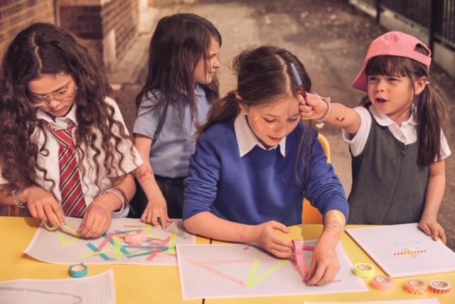 Marks & Spencer'dan Ruhu Özgür Olan Çocuklara Okula Dönüş Koleksiyonu - Marks & Spencer'dan Ruhu Özgür Olan Çocuklara Okula Dönüş Koleksiyonu