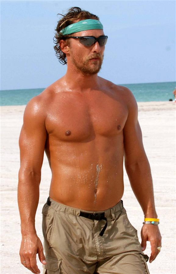 Matthew McConaughey'den Daha İyi Hissetmek İçin 4 Öneri