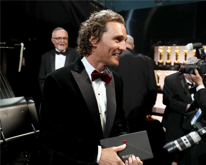 Matthew McConaughey'den Daha İyi Hissetmek İçin 4 Öneri - Matthew McConaughey'den Daha İyi Hissetmek İçin 4 Öneri