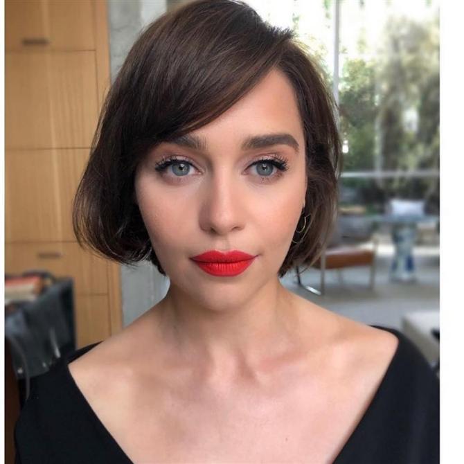 Emilia Clarke - Mayıs Ayında Makyaj İlhamınızı Bu 10 Ünlüden Alın!