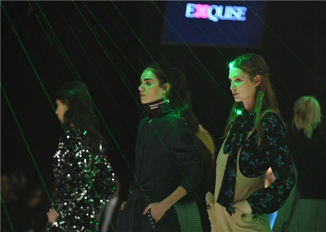 MBFWİ: Exquise 2018 Sonbahar/Kış - MBFWİ: Exquise 2018 Sonbahar/Kış