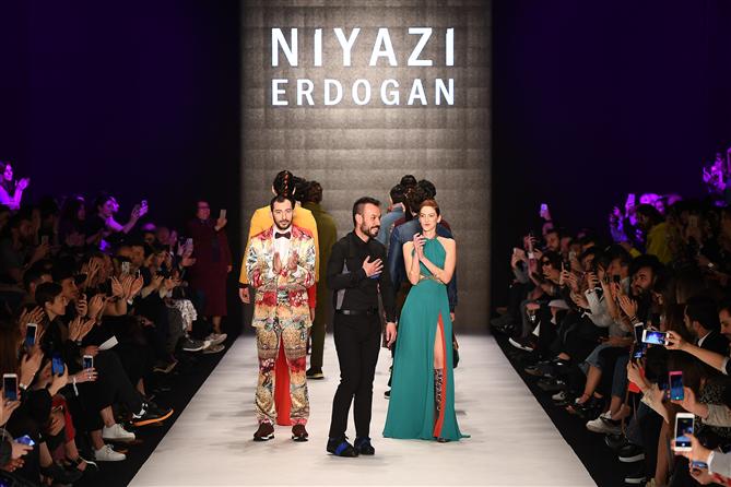 MBFWİ: Niyazi Erdoğan 2018 Sonbahar/Kış
