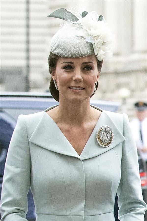 Meghan Markle Ve Kate Middleton'ın Royal Air Force'daki Görünümleri