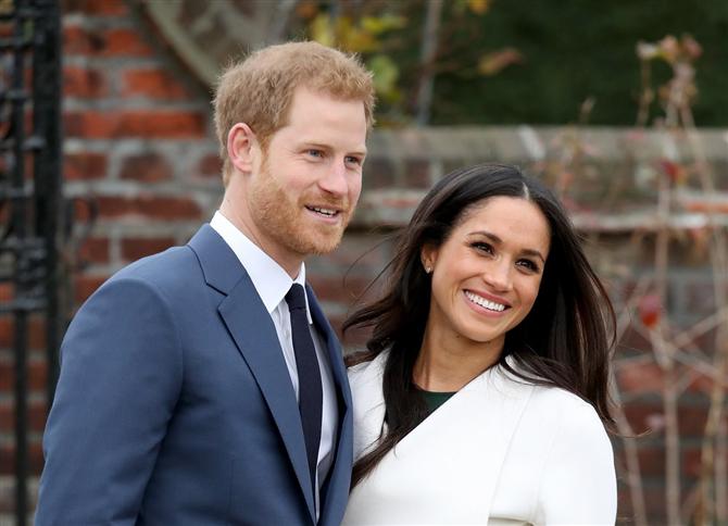 Meghan Markle ve Prens Harry İlk Çocuklarını Bekliyor!