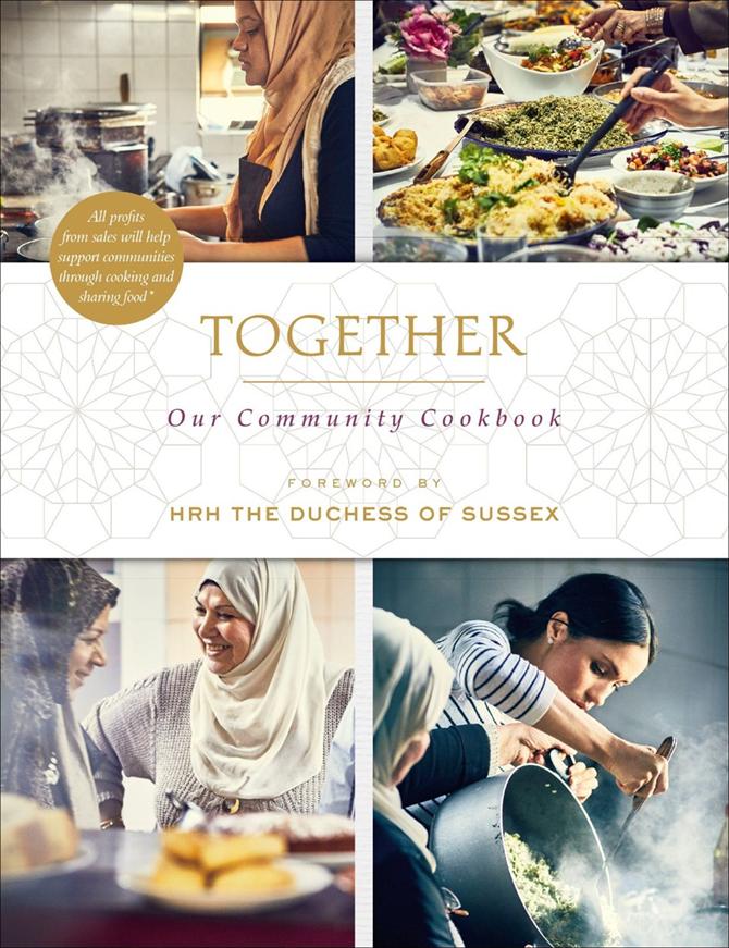 Meghan Markle Yemek Kitabı Çıkarıyor