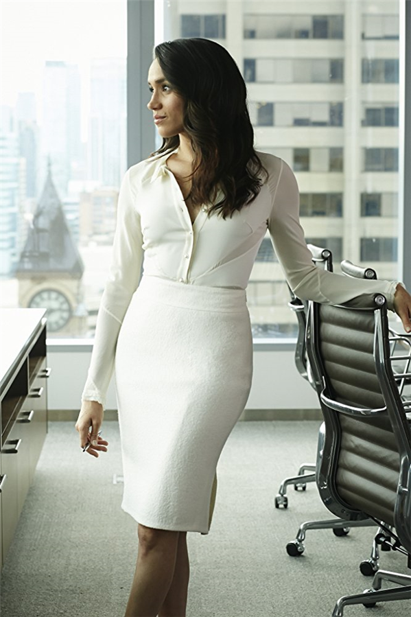 Meghan Markle'ın Suits Dizi Stili