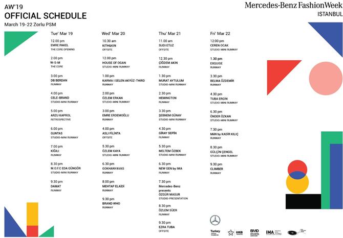 Mercedes-Benz Fashion Week Istanbul Başlıyor - Mercedes-Benz Fashion Week Istanbul Başlıyor