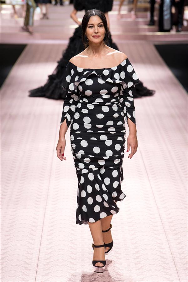 Milano Moda Haftası: Dolce & Gabbana İlkbahar/Yaz 2019