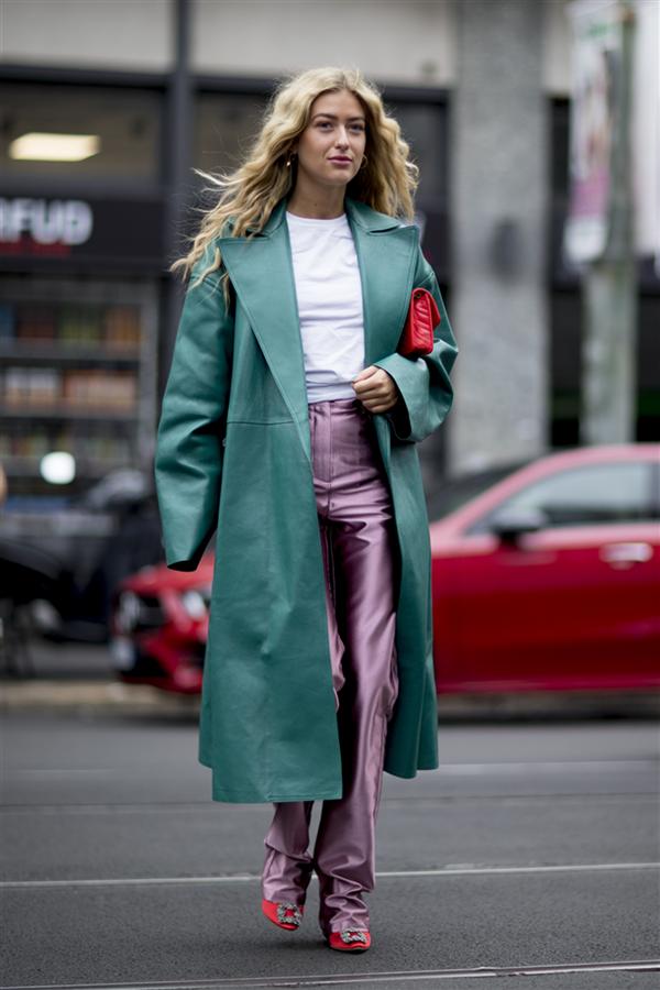 Milano Moda Haftası'nın Öne Çıkan Sokak Stilleri - Milano Moda Haftası'nın Öne Çıkan Sokak Stilleri