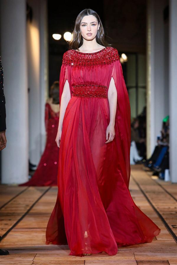 Mısır Etkisinde Zuhair Murad Haute Couture İlkbahar/Yaz 2020 Tasarımları