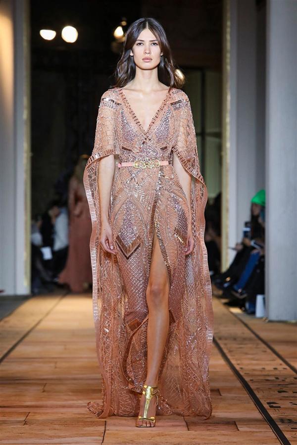 Mısır Etkisinde Zuhair Murad Haute Couture İlkbahar/Yaz 2020 Tasarımları - Mısır Etkisinde Zuhair Murad Haute Couture İlkbahar/Yaz 2020 Tasarımları