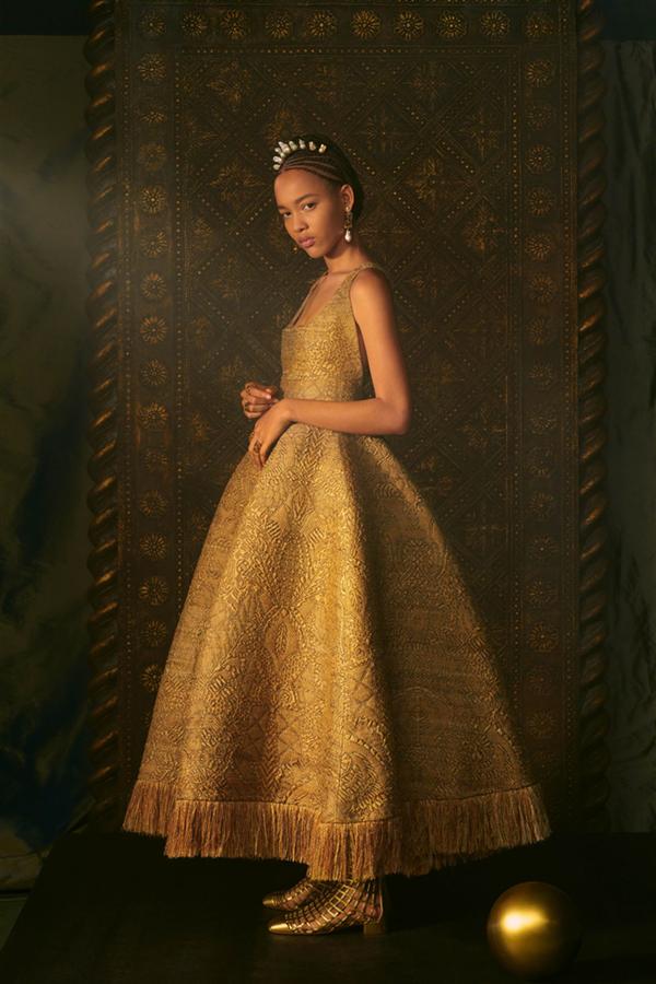 Mistik Yolculuk: Dior Haute Couture İlkbahar 2021 Koleksiyonu - Mistik Yolculuk: Dior Haute Couture İlkbahar 2021 Koleksiyonu