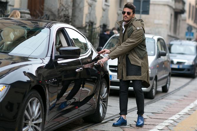 Moda Haftalarından Sokak Stili - Moda Haftalarından Sokak Stili