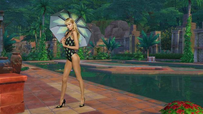 Moschino'dan Eğlenceli Kapsül Koleksiyon: The Sims