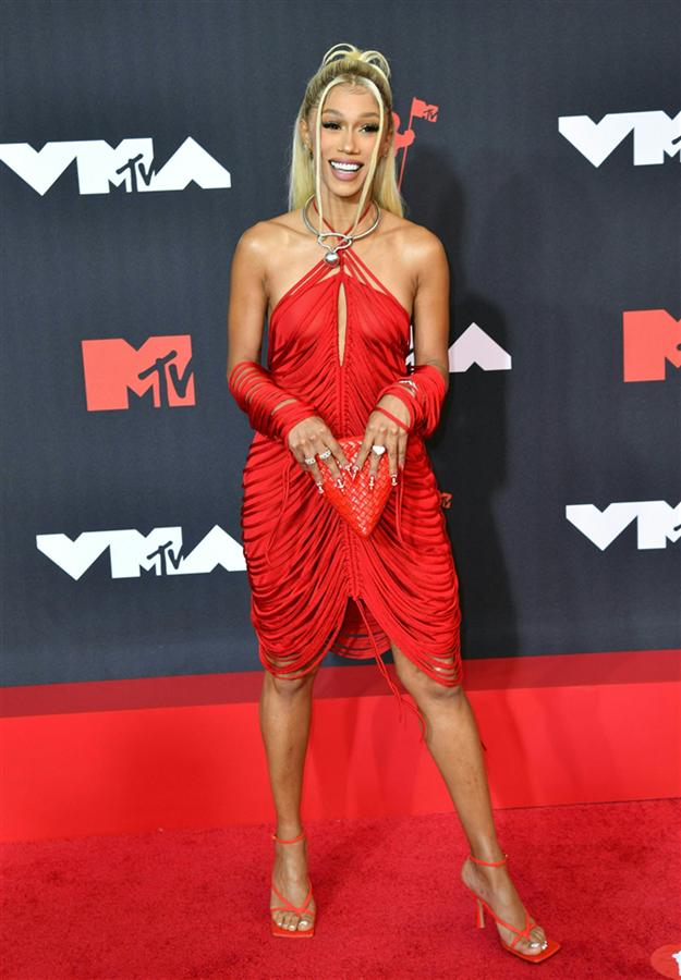 BIA - MTV Müzik Ödülleri'nde Bottega Veneta Şıklığı