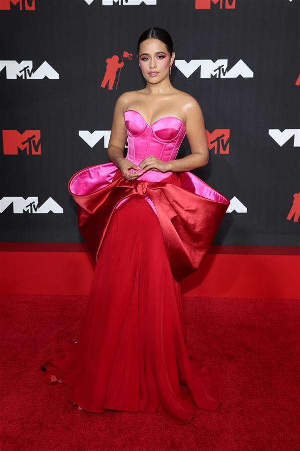 MTV VMAs 2021 Kırmızı Halısından İddialı Görünümler
