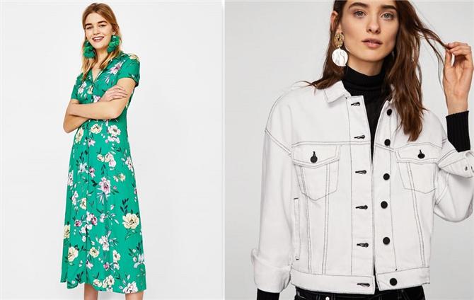 Mükemmel Uyum: Elbise- Kot Ceket