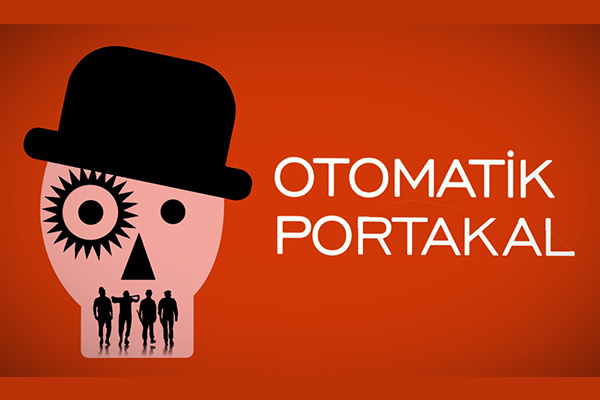 "6- ""Otomatik Portakal"", Anthony Burgess"