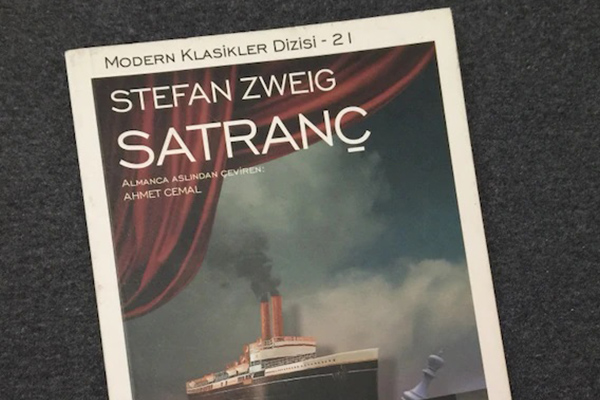 """9- """"Satranç"""", Stefan Zweig - Mutlaka Okumanız Gereken 10 Kitap"""