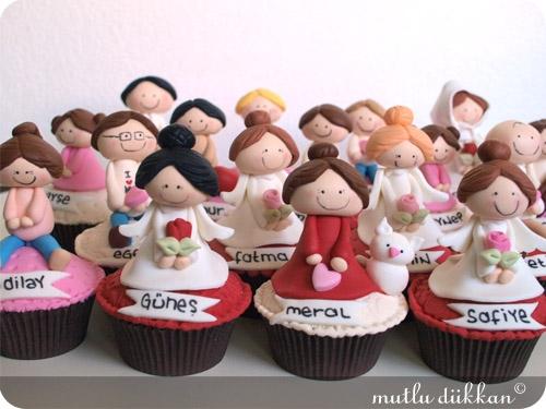 Mutlaka Tanışın! Mutlu Dükkan ve sevimli pastaları - Mutlaka Tanışın! Mutlu Dükkan ve sevimli pastaları