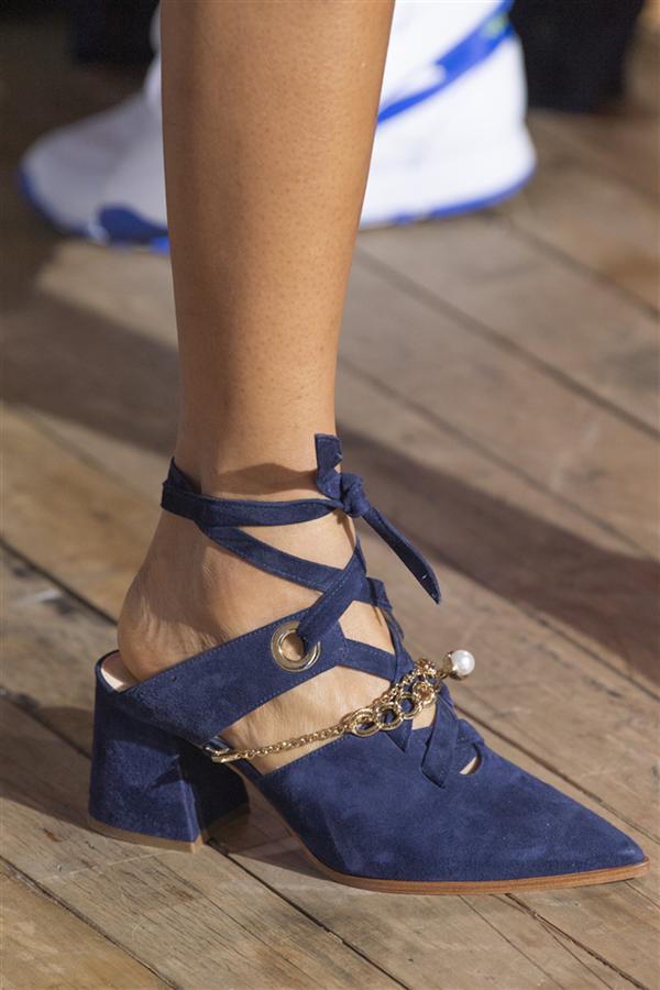 New York Moda Haftası Defilelerinden Öne Çıkan Ayakkabılar - New York Moda Haftası Defilelerinden Öne Çıkan Ayakkabılar