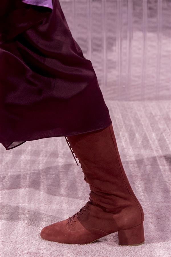 New York Moda Haftası Defilelerinden Unutulmaz Ayakkabılar