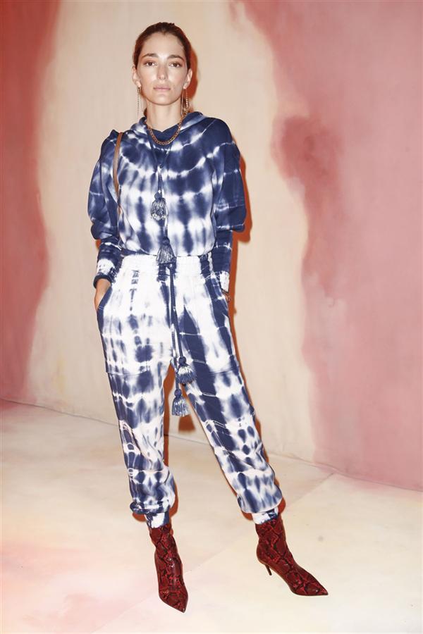 Sofía Sánchez de Betak - New York Moda Haftası Defilelerine Damga Vuran Ünlü ve Şık Davetliler